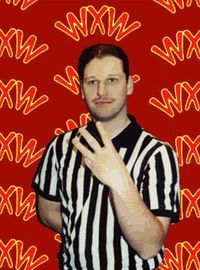 Wrestling Referee